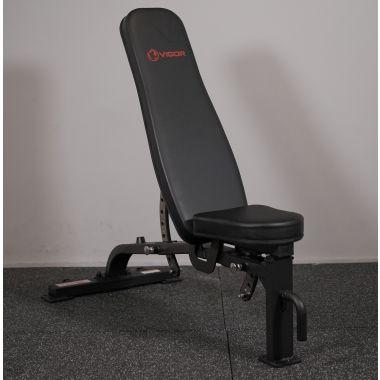 Vigor Multi Adjustable Bench (BS-MAB)